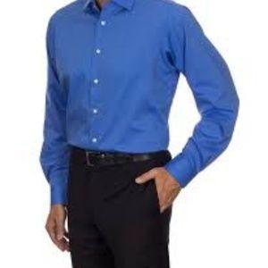 Calvin Klein Royal Blue Button-Down